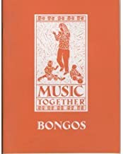Music Together Bongos Song Collection: Book and CD combination