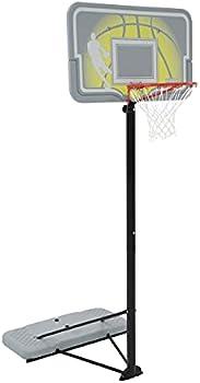 Lifetime Adjustable Portable 44 Inch Impact Backboard Basketball Hoop