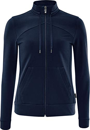 Schneider Sportswear Damen Diadra Jacke, dunkelblau, 40