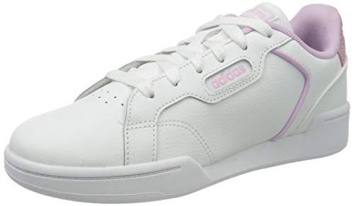 adidas Roguera Sneaker, Cloud White/Cloud White/Clear Lilac, 39 1/3 EU