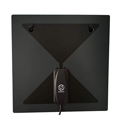Dosyu - Antena de televisión para Interior Ultra Delgada de Alto Rango