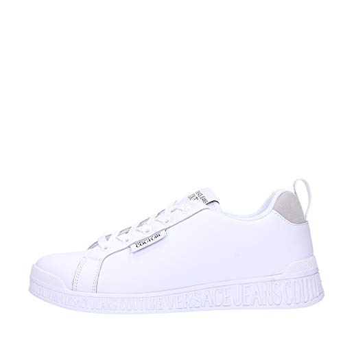 Versace jeans couture Sneakers Donna Bianco E0vvbsp171523003