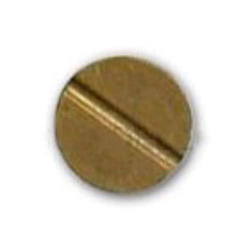 Orbis OB120900 Ficha no normalizada, Bronce, Estándar