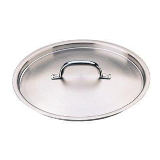 Vogue M952 Vogue Couvercle en acier inoxydable, 320 mm de diamètre, Blanc