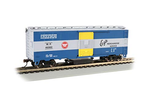Track Cleaning 40' Box Car Missouri Pacific - HO Scale -  Bachmann Industries, 16318