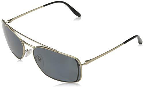 Ray-Ban 0PR 64VS zonnebril, grijs (mat pale goud), 62.0