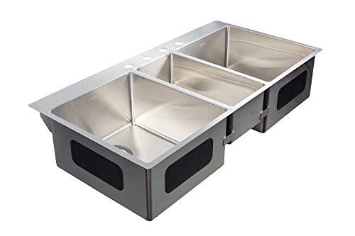 Franke HFT4322-4 Sink, Stainless Steel