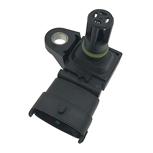 Disenparts Intake Air Temperature Boost Pressure Sensor 22329559 21097978 for Volvo Penta Engine D11B1-A MP D11B2-A MP D11B3-A MP D11B4-A MP TAD1170VE TAD1171VE TAD1172VE TAD1170-72VE