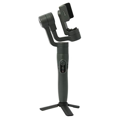 Feiyu Vimble 2 Uitschuifbare Handheld 3-assige Gimbal Stabilizer voor Smartphone met Stabilizer statief (grijs)