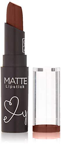 Ruby Kisses Matte Lipstick, 0.12 Ounce (MAUVE IT)