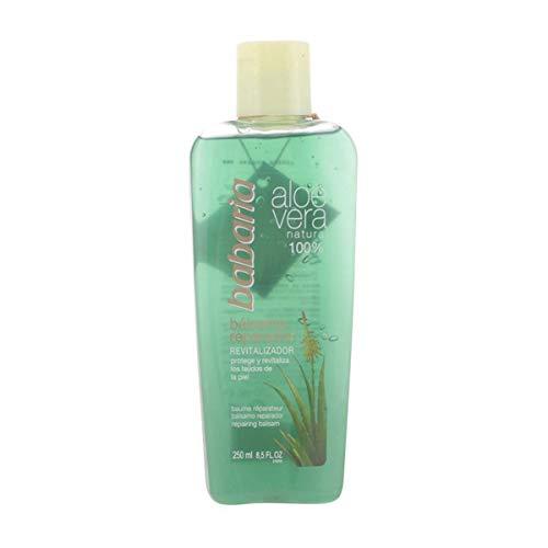Babaria Naturals 100% Aloe Vera Repairing Balsam / After Sun Gel 250ml