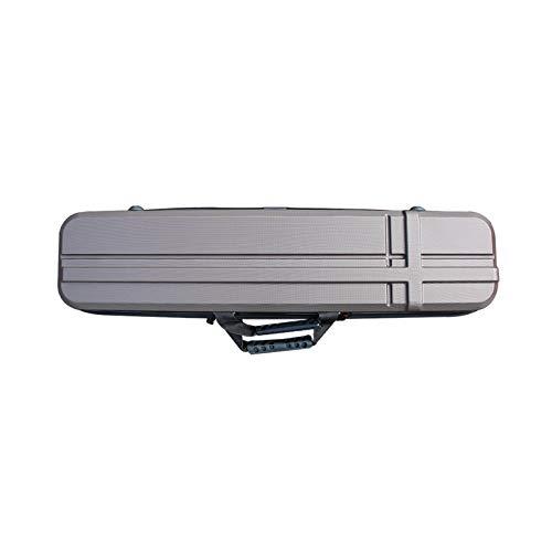 WanuigH Carcaj RECURVE Bow ABS Equipo de Tiro con Arco Arco y Flecha Bolsa Caja de Arco Caja de Arco fáciles Accesorios de Transporte 90 x 20 x 13cm Ligero y Portátil