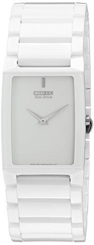 Citizen Men's AR3040-56A Eco-Drive Ceramic Stiletto Blade Watch
