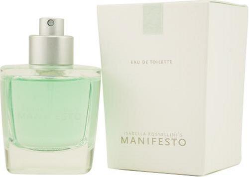 Manifesto Rossellini by Isabella Rossellini For Women. Eau De Toilette Spray 1-Ounce