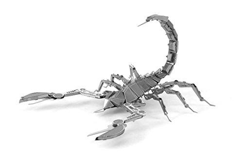 Metal Earth Fascinations Scorpion 3D Metal Model Kit