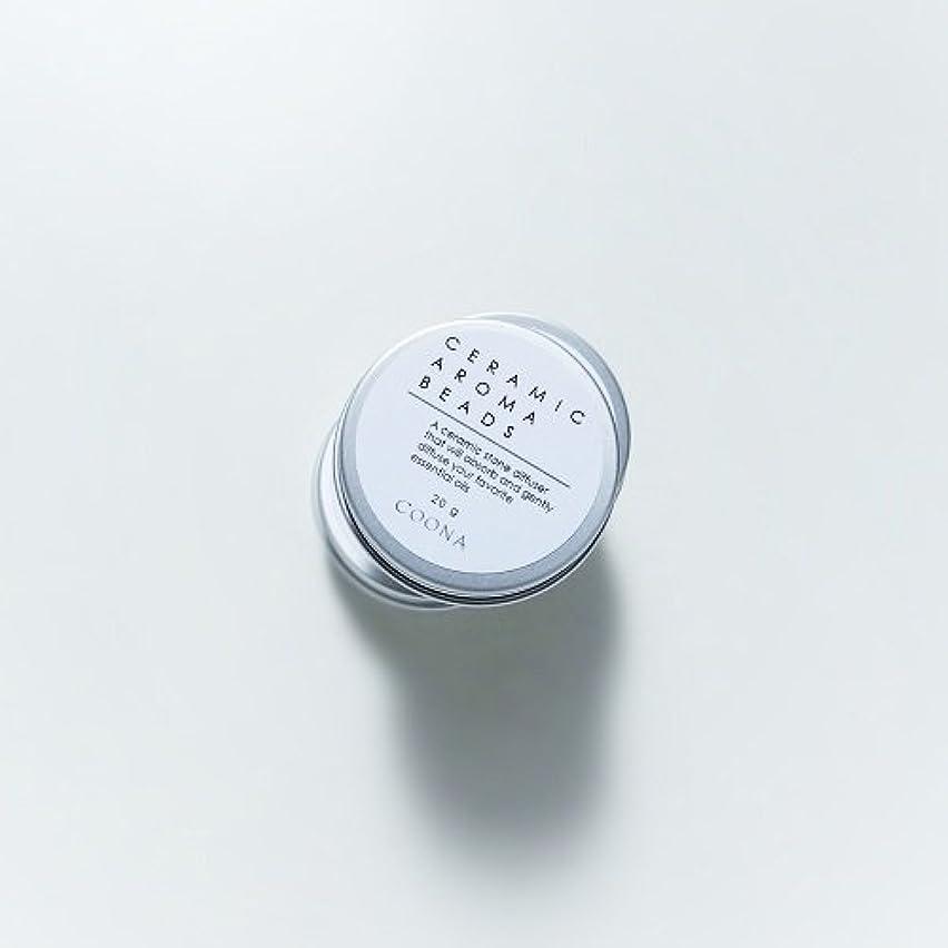 バックアップカレッジマウスピースセラミックアロマビーズ(缶入り アロマストーン エコディフューザー)20g×1個