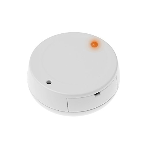Lupus Erschütterungsmelder / Glasbruchmelder, Vibrationsmelder für Smarthome Alarmanlagen, funkbetrieben, kleine Maße, erkennt einbruchtypische Hebelversuche