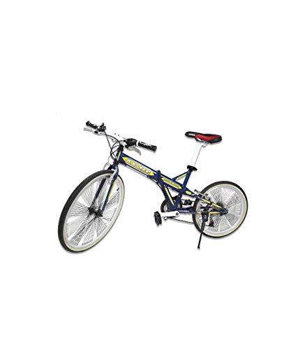 Riscko Bicicleta Plegable Bep-26 Negro