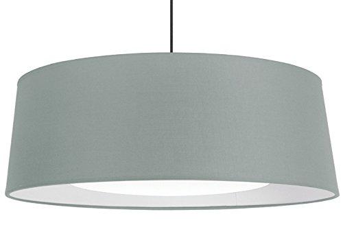 Tosel 15125 Alfena Tambour 600 D, Tissu Coton/PVC, Taupe/Blanc, 600 x 900 mm