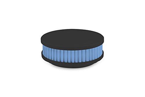 Pyrexx PX-1 Rauchmelder himmelblau / schwarz