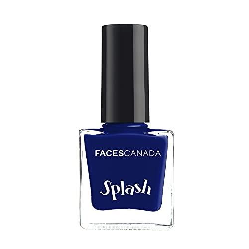 Faces Canada Splash Nail Enamel, Ocean 150, 8 millilitre