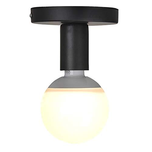 Mengjay Portalámparas E27 para Bombillas LED, Portalámparas Techo, Base para Lámparas Apliques...