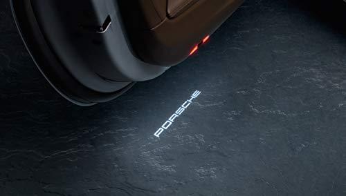 Lemio - Original Porsche LED-Türprojektoren PORSCHE Schriftzug - 9Y0044910