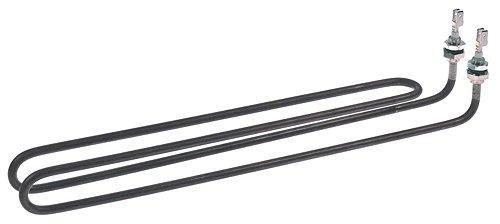 Silanos Heizkörper für Spülmaschine 670-TRONIC, A670-TRONIC 2000W 230V Länge 355mm Breite 35mm Höhe 43mm Tauchheizkörper