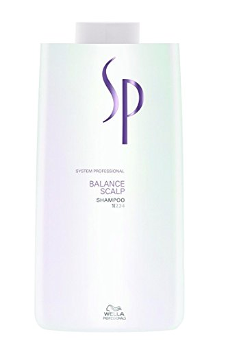 Wella SP Balance Scalp Shampoo 1000 ml beruhigendes Shampoo