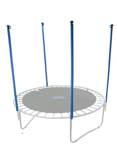 Upper Bounce Trampoline Replacement Enclosure Poles & Hardware, Set of 6 (Net Sold Separately)