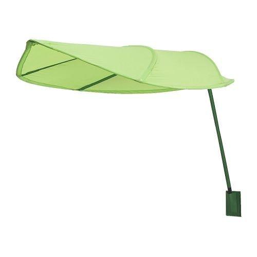 Löva–Bett Himmel, grün