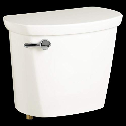 American Standard 4188A004.020 Cadet Pro 1.6 GPF Toilet Tank with 12-In Rough-In, White