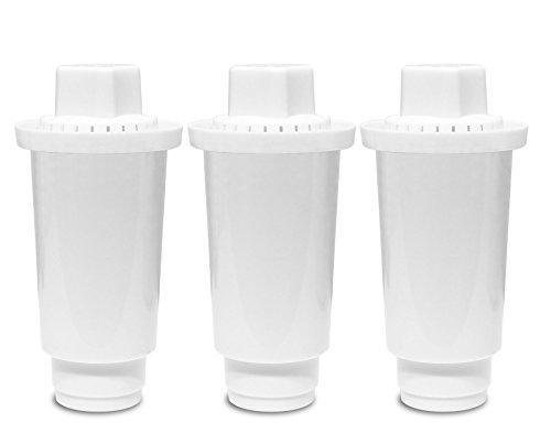 Filtros de agua de repuesto, reemplazo de filtro de agua alcalina, cartucho de filtro de agua ionizado, reduce el cloruro, metales duros, aumenta el pH, 7 etapas, utilizado para...