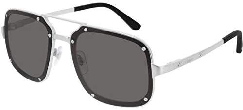 Cartier CT0194S - Gafas de sol metálico 58