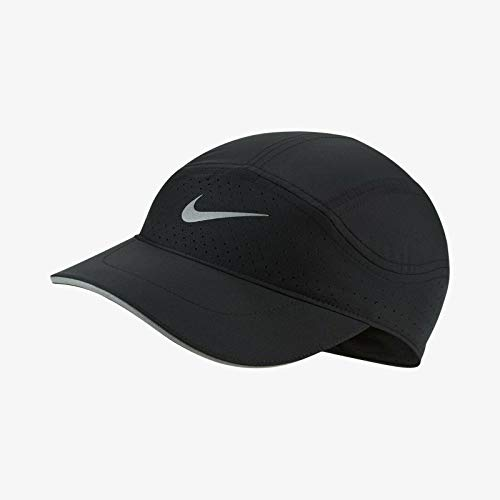 Nike Unisex-Adult U NK Dry AROBILL TLWD ELTE Cap Hat, Black, MISC