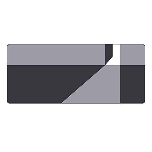 OLUYNG Mauspad mit großem Mauspad, personalisiert, XXL Otaku Gaming-Maus, Tastensperre, Tastaturbelegung, Schreibtisch, Pad Büro, Notebook MARROM