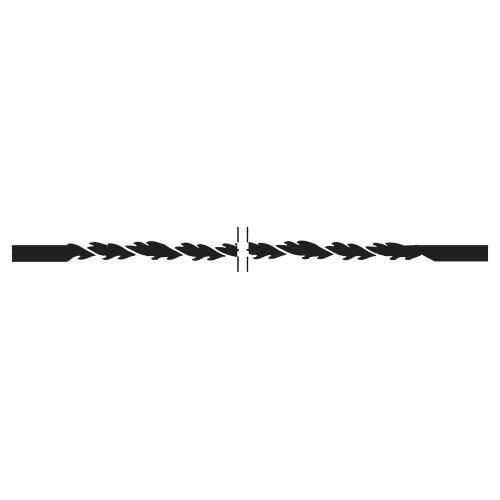 Proxxon 28746 Sägeblätter (Metall, 125 mm, 1,2 mm, 1,2 mm, 1,2 mm, 1,2 mm, Silber)