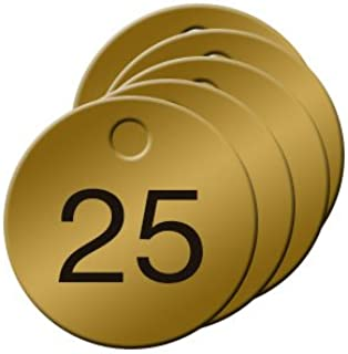 Best brass number tags Reviews