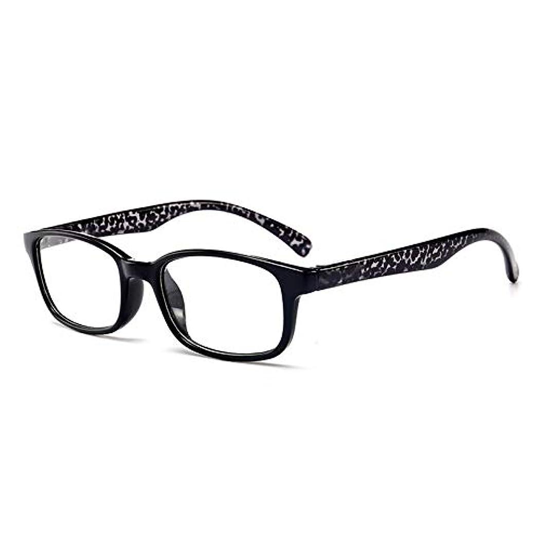除去修羅場意外T980老眼鏡視度+1.0?+4.0女性男性フルフレームラウンドレンズ老視メガネ超軽量抗疲労-ホワイト400