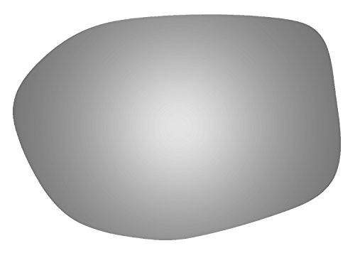 Burco 4532 Flat Driver Side Power Replacement Mirror Glass (Mount Not Included) for 14-17 Honda Odyssey (2014, 2015, 2016, 2017)