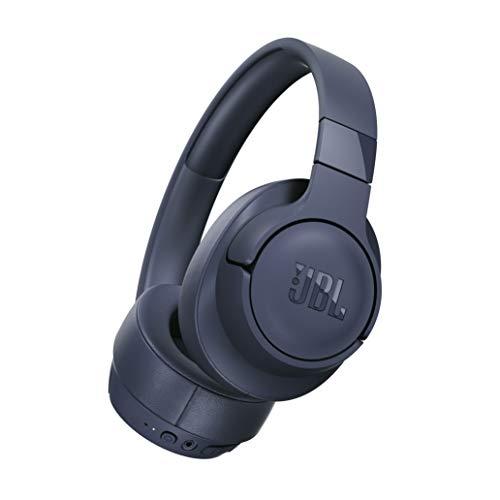 JBL TUNE 700BT - Wireless Over-Ear Headphones - Blue