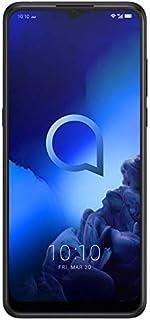 Alcatel 3X 5048I Dual SIM - 64GB, 4GB RAM, 4G LTE, Jewelry Black