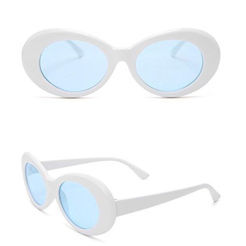 Top-Sell Mode Gafas de Sol Mujer & # x152; il de Gato miroité Vasos Lente Street UV400Gafas de Deportes de Sports Fashion Cateye Women Sunglasses