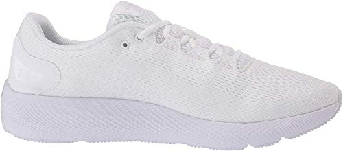 Under Armour UA W Charged Pursuit 2, Zapatillas de Running para Mujer, Blanco (White), 39 EU