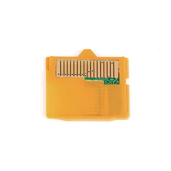 Rodalind yellow 25 x 22 x 2mm(l x w xh) 1pcs micro sd attachment masd-1 camera tf to xd card insert adapter for olympus 4 it is compact and portable tf(micro memory card) to xd camera card adapter prevent your camera and card from damage
