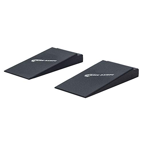 Race Ramps RR-RACK-4 Cut-Out Rack Ramps with 4' Lift Height (Pack of 2)