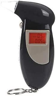 GRANDORY Digital Breath Alcohol Tester Breath Analyzer Digital LCD Display (with LED Back Lit)