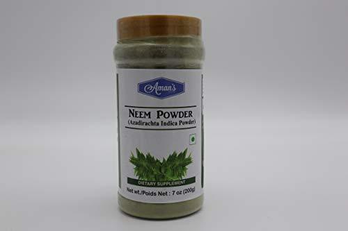 Aman's Polvo de neem de Aman 200g 200 g