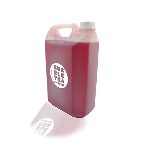 Fruit Syrup | Frucht Sirup für Bubble tea Kirsche (500 g)