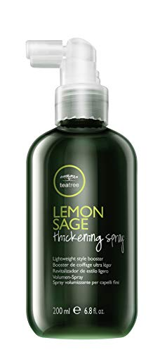Paul Mitchell Tea Tree Lemon Sage Thickening Spray - Volumen-Spray für feines Haar, kräftigende Haar-Pflege in Salon-Qualität, 200 ml